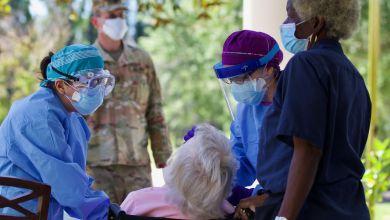 Photo de Malgré un fort rebond du coronavirus, la Floride ne reconfine pas