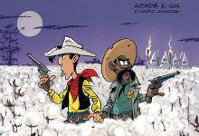 Photo of Le prochain Lucky Luke plonge dans les affres de la ségrégation aux Etats-Unis