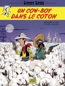 Le prochain album de Lucky Luke : Un cow-boy dans le coton