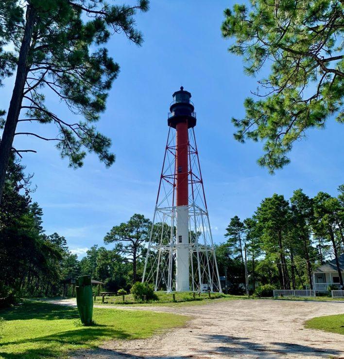 Le phare de Carabelle