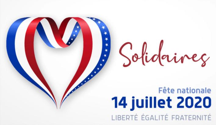Bastille Day 2020 / 14 juillet aux Etats-Unis