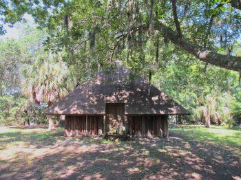 Le temple indien de Fort Walton Beach
