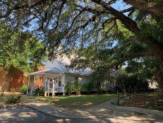 La vieille école de Fort Walton Beach a été transformée en musée