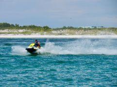 Fort Walton Beach près de Destin en Floride