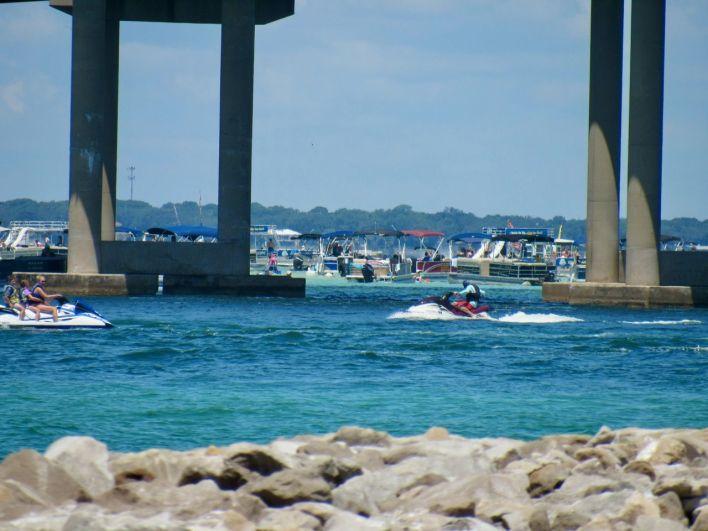 Crab Island à Destin en Floride
