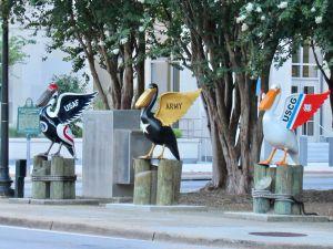 Palafox Street à Pensacola en Floride