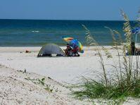 St George Island State Park en Floride