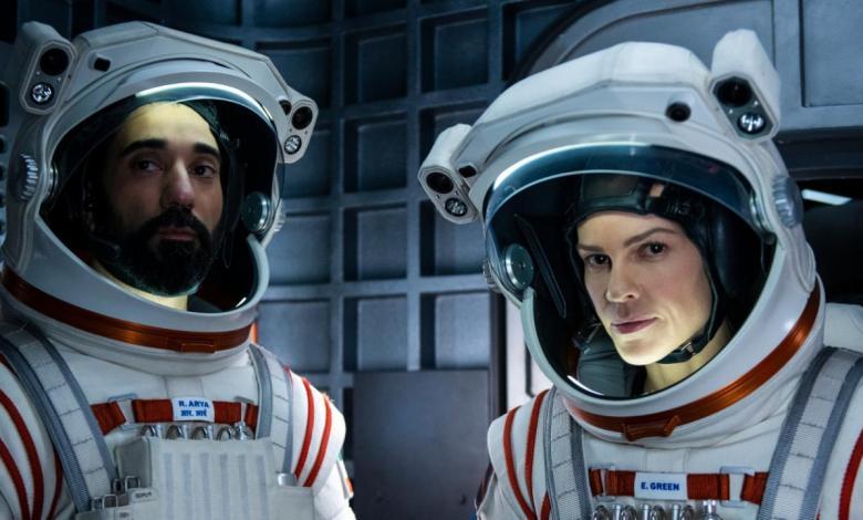 La série Away sur Netflix