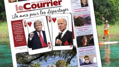 Photo de Le Courrier des Amériques d'Octobre 2020 est sorti !