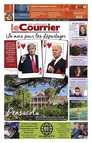 Le Courrier des Amériques d'Octobre 2020