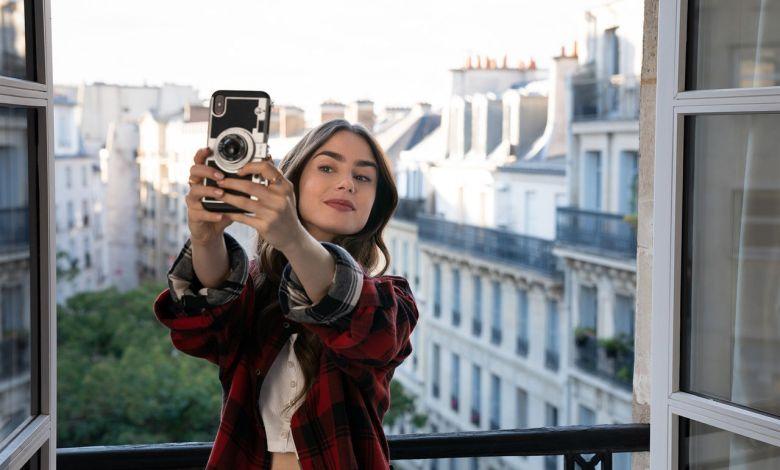 Emily in Paris (série sur Netflix)