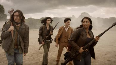 Photo de World Beyond : une version du Walking Dead pour adolescents