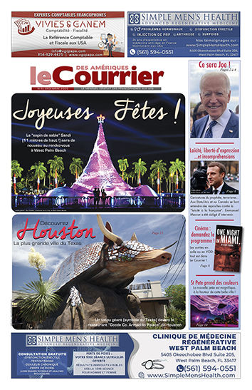 Le Courrier des Amériques de Décembre 2020