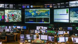 Lyndon B. Johnson Space Center Mission Control