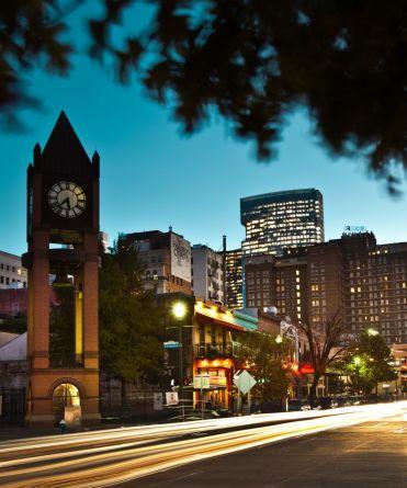 Market Square à Houston