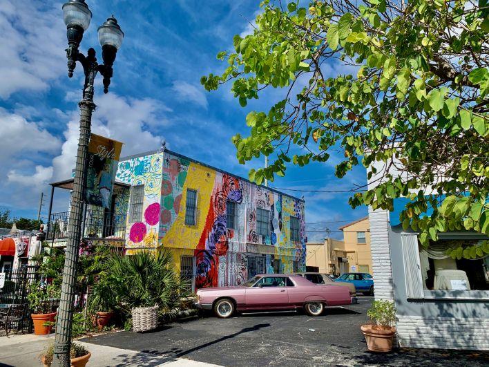 Le quartier de Northwood à West Palm Beach