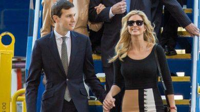 Jared Kushner et Ivanka Trump