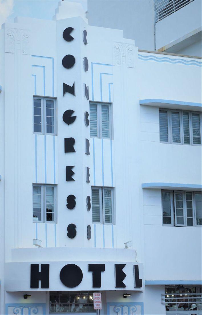 The Congress Hotel 1935 Miami Beach