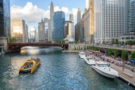 Riverwalk de Chicago