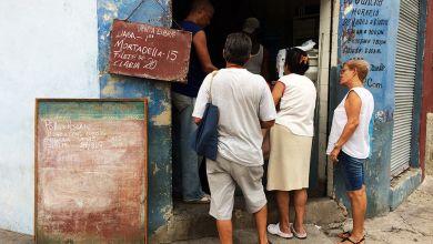 Les rationnements à Cuba en 2014