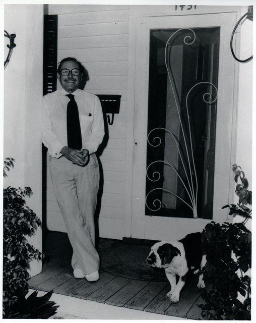 110e anniversaire de Tennessee Williams
