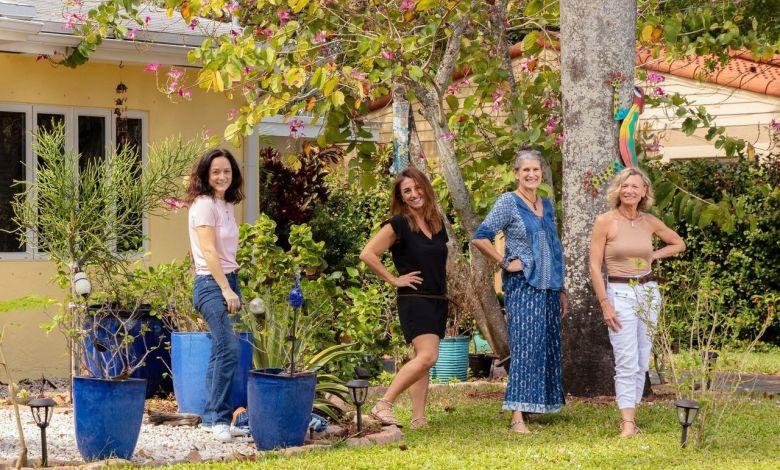 L'équipe de The French Bubble à Fort Lauderdale