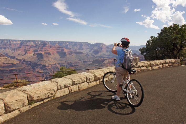 Visiter le South Rim : la rive sud du Grand Canyon