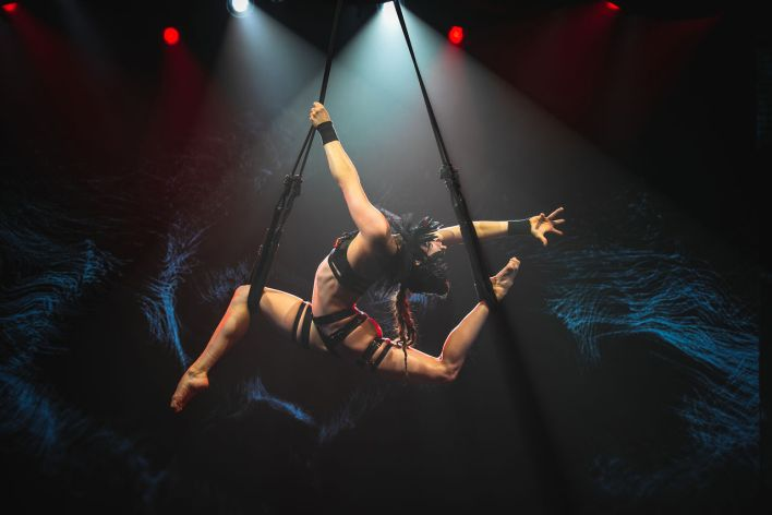 Tryst Cabaret at Faena Theater