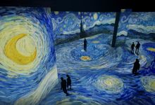 Exposition Beyond Van Gogh à Miami
