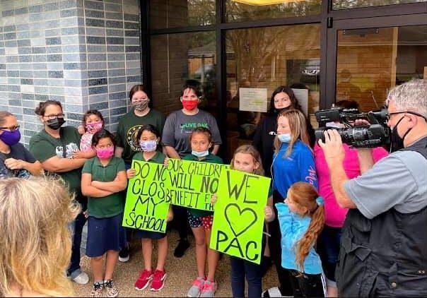 L'école PAC menacée en Louisiane