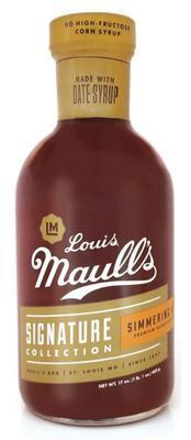 La sauce Maull's de St Louis