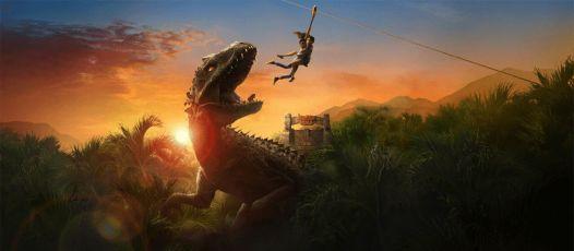 Jurassic World Camp Cretaceous(saison 3)