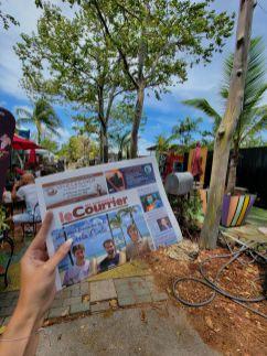 Le Courrier de Floride / Le Courrier des Amériques