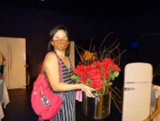 Une pièce de théâtre à voir en ce moment à Orlando : Frigorific ! (crédit photo : Diane Ledoux pour Le Courrier des Amériques)