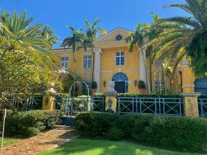 Key Biscayne : une île dans la baie de Miami
