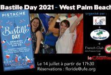 Bastille Day le 14 juillet 2021 à West Palm Beach