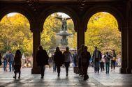 BethesdaGuide de voyage à New-York Terrace, Central Park, Manhattan