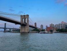 Le pont de Brooklyn à New-York