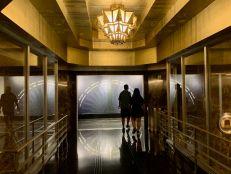 Couloirs de l'Empire State Building à New-York