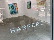 Harper's Gallery de Chelsea, à New-York