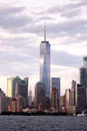 One World Trade Center (surnommé Freedom Tower)