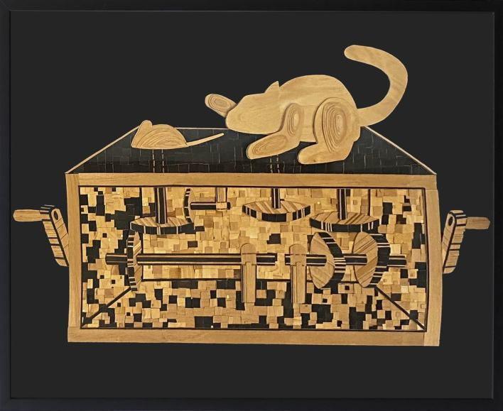 Abel Barroso - Cat and Mouse 2016