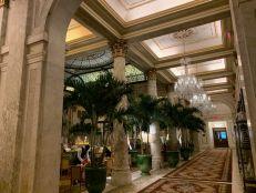 Le Plaza Hotel sur la Fifth venue de New-York