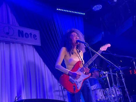 Concert de Judith Hill à The Blue Note, Greenwich Village à Manhattan, New-York