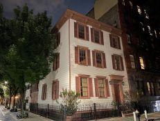 Greenwich Village à Manhattan, New-York
