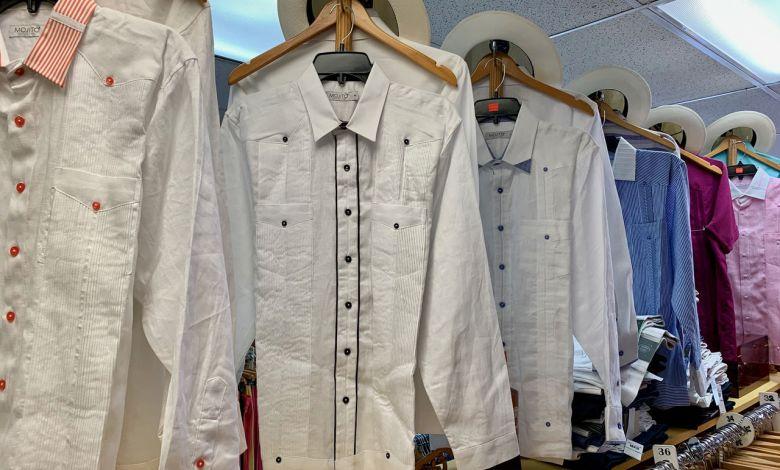 Miami : où acheter les plus belles guayaberas (chemises) ?