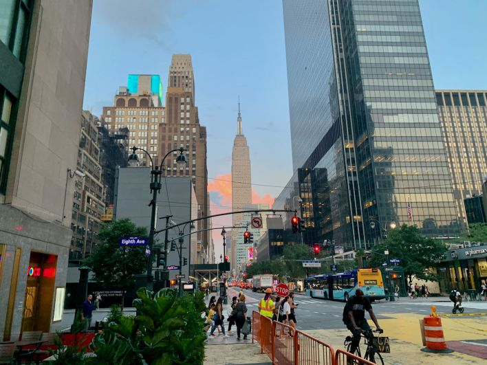 Visiter New-York City