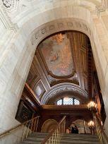 La très belle New-York Public Library de Manhattan