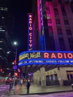 Radio City Music Hall à New-York