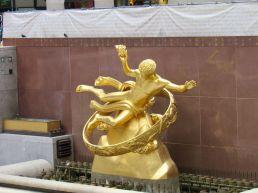 Le Rockefeller Center de Manhattan à New-York